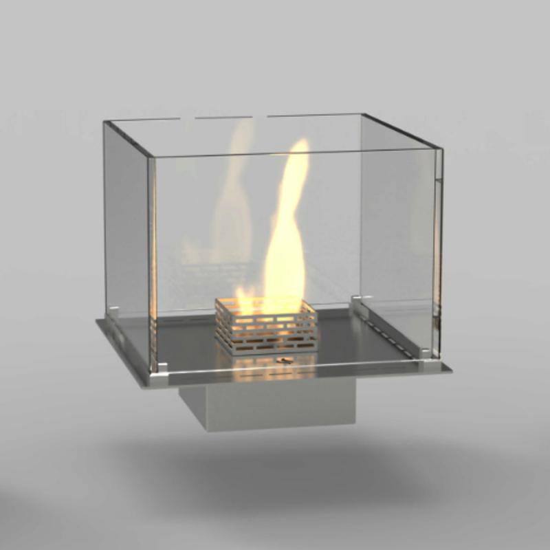 Decoflame Bioethanolbrenner für Outdoor