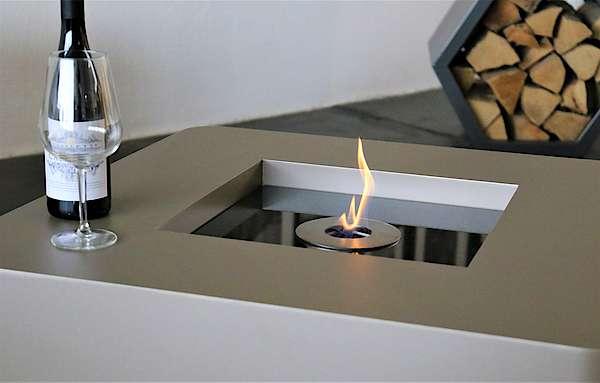 Biothanol Loungetisch Fuego
