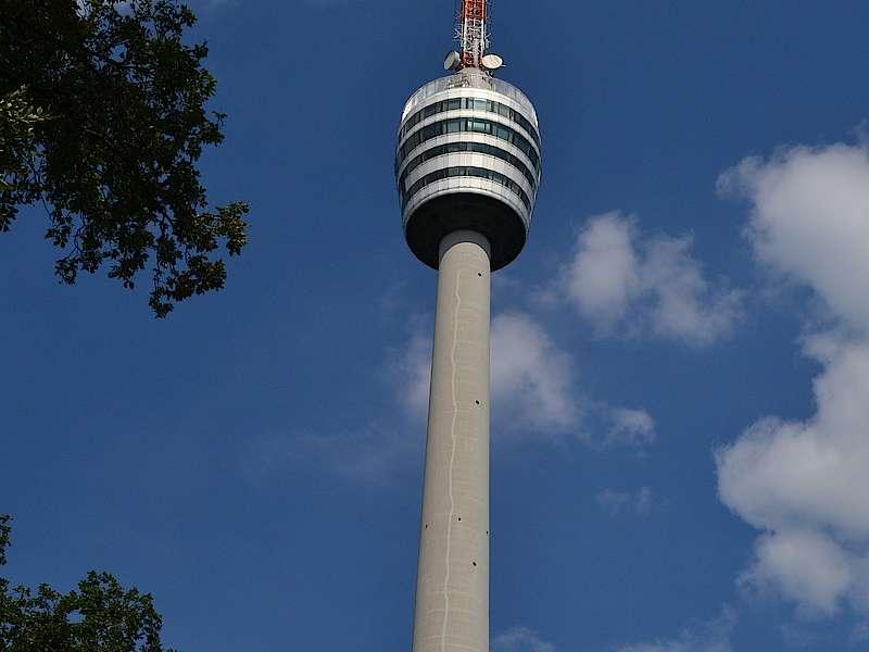 Stadtmöbel, Stuttgarter Fernsehturm